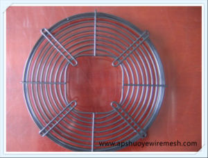 China Supplier Metal Steel Fan Guards Motor Fan Finger Grill pictures & photos