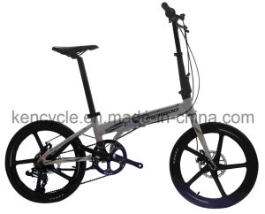 20 Inch Aluminum Material 7 Speed Folding Bike /High Quality Folding Bike pictures & photos