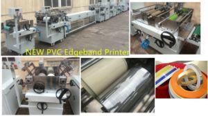 New PVC Edge Banding Printing Line Wood Grain High Glossy Printer pictures & photos