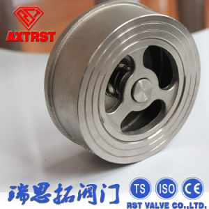 Cast Steel Single Disc Wafer Type Check Valve pictures & photos