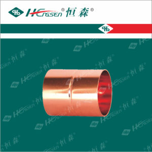 Straight Coupling/Coupling/Copper Pipe Fitting pictures & photos