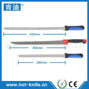 420mm Stainless Steel Mineral Wool Knife pictures & photos