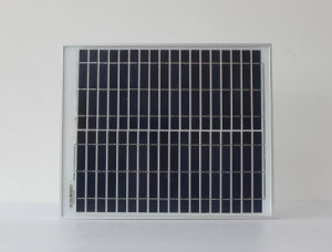 20W 18V Poly Solar Panel Use for 12V PV System pictures & photos
