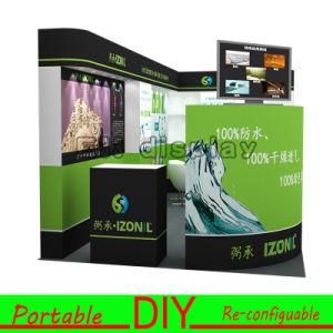Custom Portable Modular DIY Convenient Exhibition Rack pictures & photos