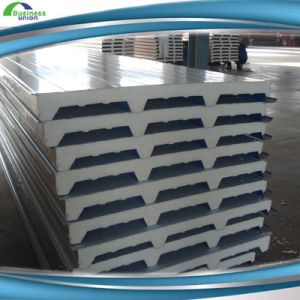 950mm Waterproof Steel EPS Sandwich Panel on Sale