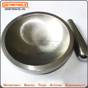 Shanghai Ostar Yg15 Tungsten Carbide Mortar for University Labs pictures & photos