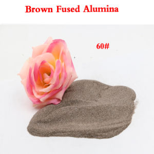Al2O3 95% Brown Aluminium Oxide Used as Abrasive and Refractory pictures & photos