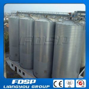 Spiral Type Steel Silo with Hopper Bottom pictures & photos