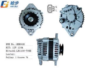 12V Alternator Fit Nissan 100A 98-10 Gu Td42 Td45 Td48 Lr1100-705b pictures & photos