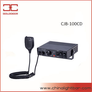 100W Vehicle Electronic Siren Series with Microphone (CJB-100CD) pictures & photos