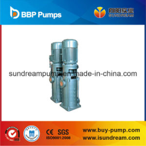 Sanitary High Pressure Vertical Multistage Centrifugal Water Pump pictures & photos