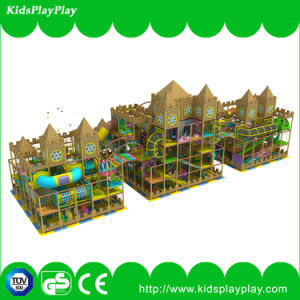 Safety Naughty Castle Children Commercial Indoor Playground Equipment pictures & photos