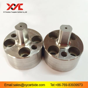 Tungsten Carbide Trimming Punch/Hardmetal Cutting Punch (Tolerance +/-0.002mm) pictures & photos