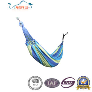 Big Size Canvas Hammock for Camping pictures & photos