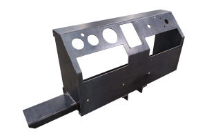 High Quality Sheet Metal Processing Manufacturer/Custom Metal Fabrication pictures & photos