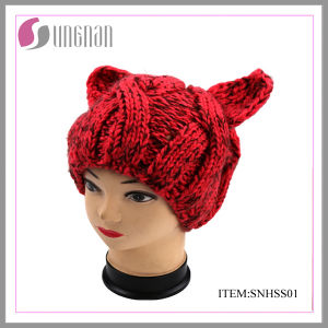 2015 Latest New Beanie Hat for Women pictures & photos