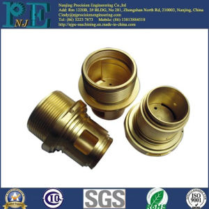 Customized H59 CNC Machining Thread Parts pictures & photos
