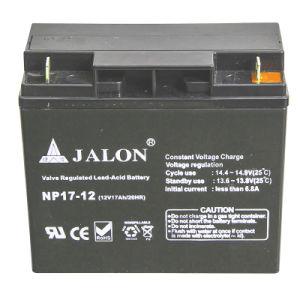 SMF VRLA Battery for Security System (12V17AH)
