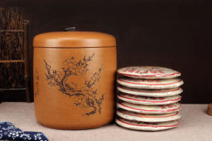 Zisha Tea Caddy