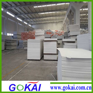 Super White PVC Foam Sheet with 1220*2440mm Size pictures & photos