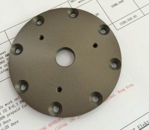 Europe Standard OEM CNC Machining Metal Parts pictures & photos