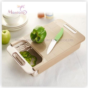Cutting Board with Drawer pictures & photos