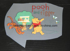 Garment Offset Printing Heat Transfer Label Printing for All Textiles pictures & photos