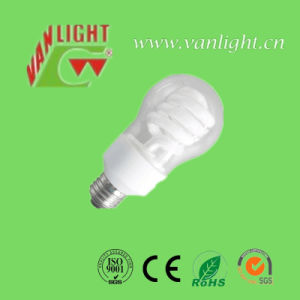 Bulb Shape CFL Lamp (VLC-BLB-15W-T) pictures & photos
