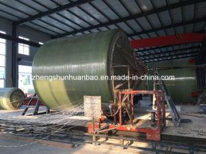 Corrosion-Resistant Fiberglass/FRP/GRP Tank/Vessel Winding Machine