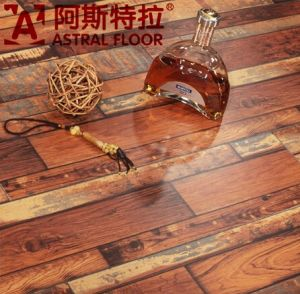 2015 Vintage Style New Product Registered Real Wood Texture Surface Laminate Flooring (AST49) pictures & photos