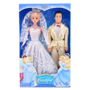 11 Inch Girl Favor Plastic Princess and Prince Doll (10241463) pictures & photos