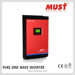 4000W 5kVA DC to AC Pure Sine Wave Hybrid Solar Inverter pictures & photos