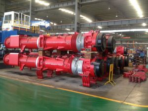 Diesel Pile Hammer- Td100