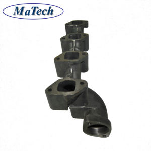 Fabrication Service Exhaust Manifold Ductile Iron Sand Casting pictures & photos