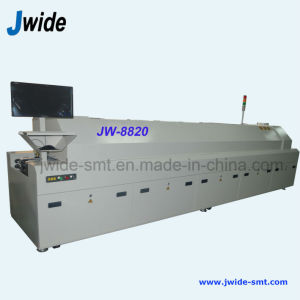 SMD Reflow Oven Machine with Dual Lane Available pictures & photos
