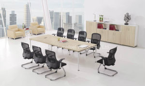 Modern Contemporary Office Meeting Table Boardroom Table (HF-DR013) pictures & photos