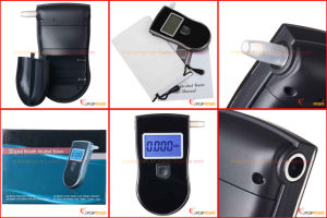 Coin-Operated Alcohol Breath Tester Wsith Video pictures & photos