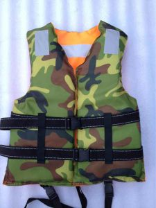 Factory Worker Security Professional Life Safety Jacket Vest pictures & photos
