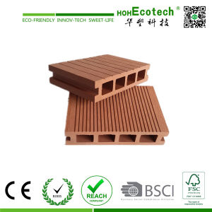 Waterproof WPC Decking (140H30) pictures & photos