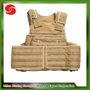 Bulletproof Vest, Ballistic Vest (Level NIJ III & IV) pictures & photos