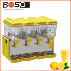 40L Circular Juice Dispenser Fruit and Vegetable