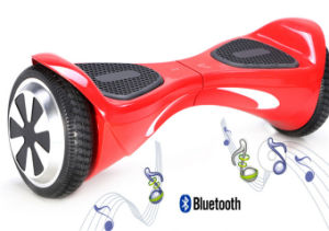 Germany Warehouse 2015 High Quality Convenience Two Wheel Self Balance Electric Stand Scooter Mini Car pictures & photos