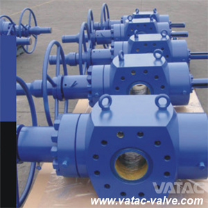 API 6A High Pressure (10000 Psi) FC Type Non-Rising Stem Gate Valve pictures & photos