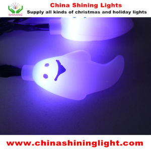 Cute Scary GOST Decoration Halloween LED String Light pictures & photos