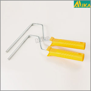 Yellow Plastic Handle Roller Frame pictures & photos