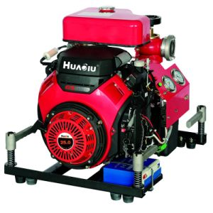 27HP Fire Fighting Water Pump with Honda Engine Bj-20A pictures & photos
