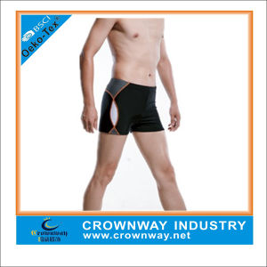 Customize Men′s Nylon Swim Shorts for Promotion pictures & photos