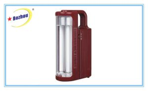 2016 New Product Plastic Housing Portable Emergency Lamp with Battery pictures & photos