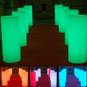 LED Garden Pillar Lighting Landscape Lamp for Wedding Event pictures & photos