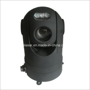 360degree Rotation and Waterproof IP66 Vehicle-Mounted Dome PTZ 36X Zoom Camera with Laser Light pictures & photos